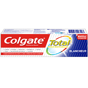 Dentifrice Colgate Total Whitening