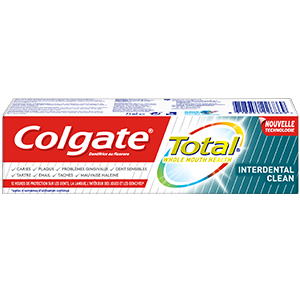 Dentifrice Colgate Interdental Clean